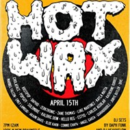 20+ Local Artists Work Their Magic on Vinyl for the Group Show 'Hot Wax'