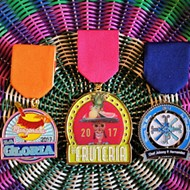 More Food and Drink Medals You Can Get Before Fiesta
