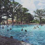 Countdown Begins to San Antonio's Public Pool Openings