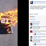 Some Guy Burned a Tim Duncan Jersey  and San Antonians Are Pissed About It