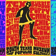 South Texas Museum of Popular Culture Celebrates 5 Years with a Night of Psychedelic Rock