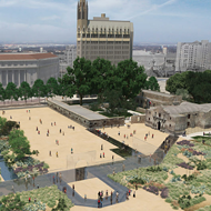 Under council-approved plan, you can protest <i>near</i> (but not at) The Alamo