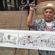 """Artists to """"Bring the Community Back Together"""" with Murals Along San Pedro Creek"""