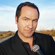 Comic, Writer and World Traveler Tom Rhodes Brings His Sharp Brand of Stand-up to San Antonio