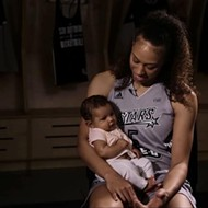 New Mom Dearica Hamby and the San Antonio Stars Take on the Dallas Wings this Friday night