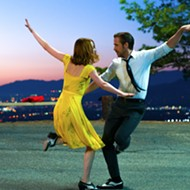 The Tobin's Cinema on the Plaza Series Continues Friday with a Free Screening of 'La La Land'