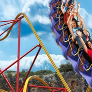 First Ever Wonder Woman-Themed Coaster Coming to San Antonio