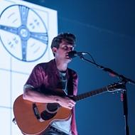 John Mayer Rocks the ATT Center with Help from a Legendary Texas Bluesman