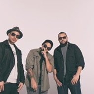 Rap Band ¡Mayday! To Play Jack's Patio Bar