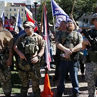 "San Antonio's Pro-Confederacy Militia Say it's ""Proud,"" Not Racist"