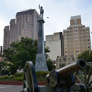 San Antonio City Council Votes to Remove Confederate Statue from Travis Park