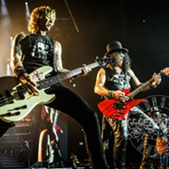 Guns N' Roses to Destroy Alamodome