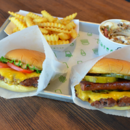 A First Timer's Visit to Shake Shack