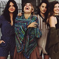 LA's Warpaint Are Coming to SA