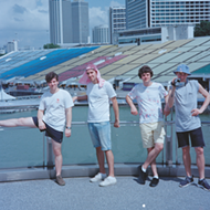Don't Miss Badbadnotgood at Paper Tiger on Friday