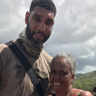 Tim Duncan and H-E-B Donated Supplies to U.S. Virgin Islands for Hurricane Irma Relief