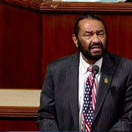 Houston Congressman Al Green has Introduced Articles of Impeachment Against Trump