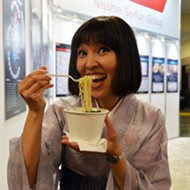 San Antonio Chefs Head to State Capital for First Ramen Expo USA