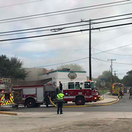 Sunday Morning Fire Hits Chris Madrid's