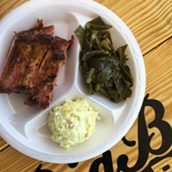 Stinson Municipal Airport Location of Big Bib Still Delivers Quality Barbecue