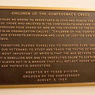 Gov. Abbott Looks Into Removing Confederate Plaque At Texas Capitol