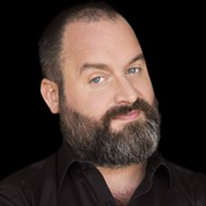 Catch Some Laughs and Jabs from Tom Segura at Aztec Theatre