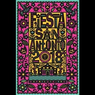 Fiesta San Antonio 2018 Poster Revealed