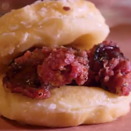 This Texas Barbecue Joint is Now Selling Sausage Sandwiches — On a Donut