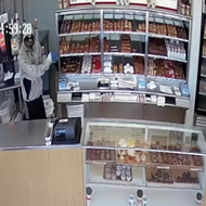 Police Looking for Suspects Who Robbed Shipley Do-Nut Shop, Gave Sweets to Customers