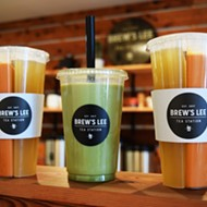Brew's Lee Tea Station Finally Has an Opening Day