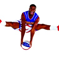 Harlem Globetrotters Balling Up at AT&T Center This Sunday