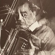A Photo of San Antonio Legend Flaco Jimenez Will Be Featured at the Smithsonian
