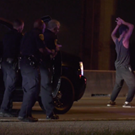 This Houston Driver Started Dancing When Police Pulled Him Over