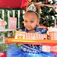 Baby Miss San Antonio Loves Whataburger, Obviously