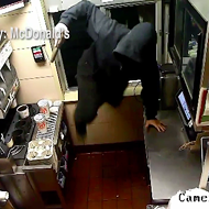 The Hamburglar Robbed an East Side McDonald's Wednesday Morning