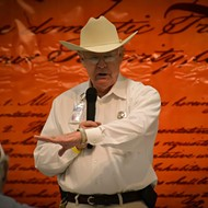 Sorry Folks, This Texas Sheriff Says His Hugging Days Are Over