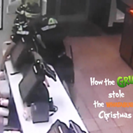 'Whataburger Grinch' Left Whoville to Steal Christmas in Seguin – Literally
