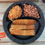 Bill Miller Bar-B-Q is Selling Tamales This Month