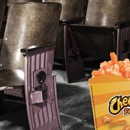 Regal Theaters Now Serving Cheetos Popcorn for Cheesy Overload