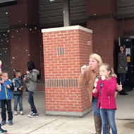 Elementary School Holds Remembrance For 6-Year-Old Boy Who Was Fatally Shot