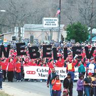 Lasting Legacy: DreamWeek Ushers in San Antonio's 50th MLK March