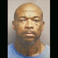 This Robbery Suspect Was Dumb Enough to Get His Social Security Number Tattooed on His Forehead