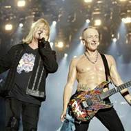 Bust Out Those Leather Pants: Journey and Def Leppard are Headed to San Antonio