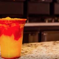 Santikos Mayan Palace Just Teased New Mango Chamoy Margaritas and We're Already Salivating
