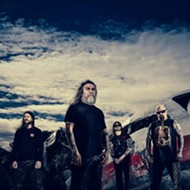 No Faces Will Be Melted Here: Slayer Skips San Antonio for Final World Tour