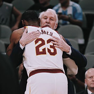 LeBron James Shares Love for Coach Popovich and Dejounte Murray
