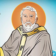 "San Antonio Artist Turns Gregg Popovich Into ""Saint Pop"" for his Birthday"