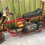 Houston Man Sells Original Scooter Used in <i>Dumb &amp; Dumber</i> for $50K