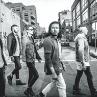 Michigan Rockers Pop Evil to Play the Aztec Theatre