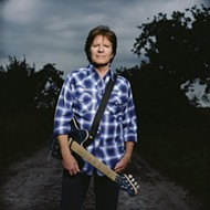 Creedence Clearwater Revival's John Fogerty Choogles His Way Back to New Braunfels